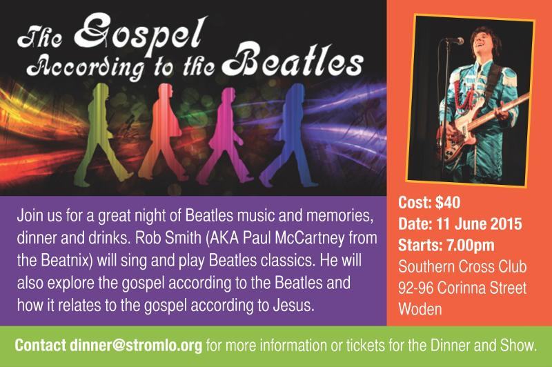 The Gospel according to the Beatles $