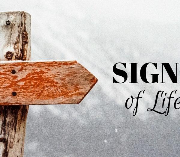 Signs of Life Archives - Stromlo Christian ChurchStromlo Christian